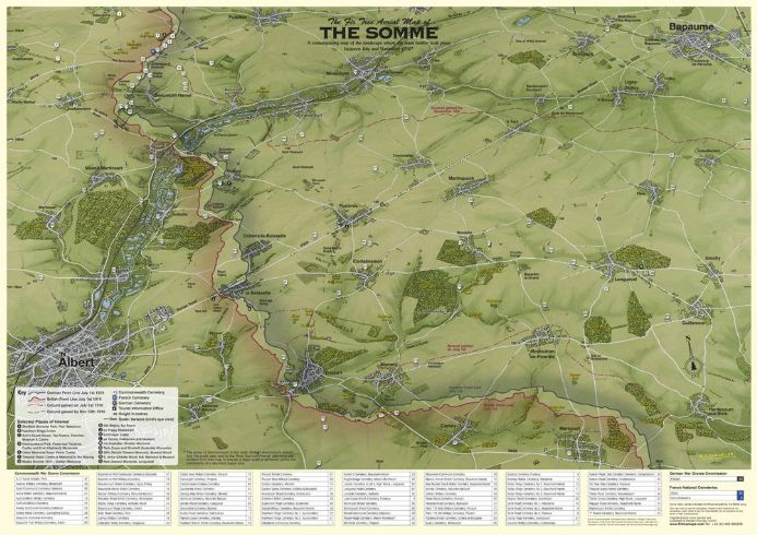 The Wainwright Fells of the Lake District - Folded